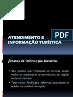 Atendimento e Informação Turística