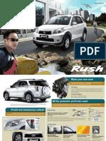 Brochure Rush