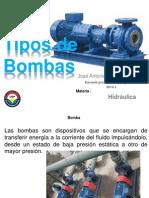Tipos de Bombas 10