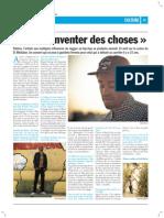 Interview de Patrice