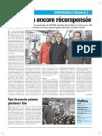 Cap D'Ona, la brasserie argelésienne récompensée