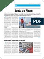 Eric Jail, Objectif Route du Rhum