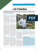Interview de Victor del Arbol, prix du polar européen 2012