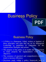 business policy specific.ppt
