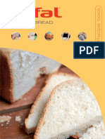 Tefal Breadmaker Recipe Book