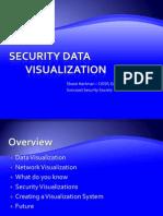 Data visualization pdf security
