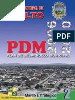 PDM El Alto 2006 2010