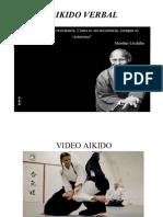 Aikido Verbal