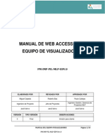 Manual WA MLP- Equipo Visualizadores