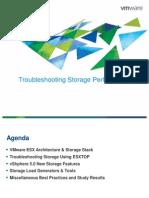 Troubleshooting Storage Performance