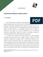 04. Articulo - Baigun - El Abolicionismo de Hulsman