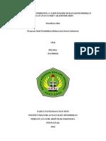 Makalah Campur Kode (Mata Kuliah Sosiolinguistik) oleh