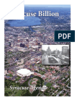 Syracuse Billion proposal
