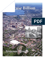 Syracuse Billion proposal