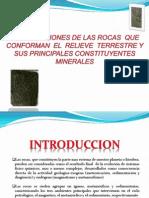 Clasificación de Las Rocas-Texturas y Estructuras