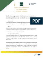Actividad obligatoria Módulo 3 | MOOC Comunicación y Aprendizaje Móvil