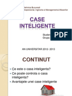 Case Inteligente