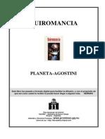 Planeta Agostini Quiromancia