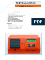 MULTI GAS ANALYZER II.pdf