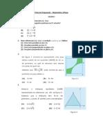 Ficha de Preparação Mat 10