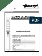 Manual Bombas Sumergibles BJ- Hidrostal