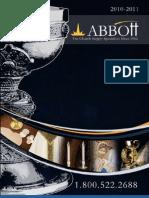 Abbott Church Supplies Catalog