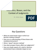 9--Heuristics%2c Biases%2c and the Context of %28student%290