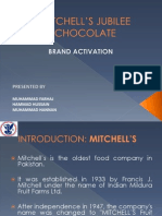 Jubilee Chocolate Final PPT