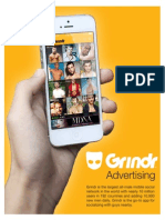 Grindr US pitch document