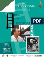Libretto Mauro Bolognini Film Festival 2014