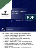 Data ONTAP - Module 3