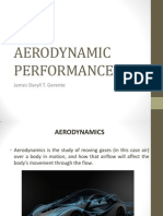Aerodynamic Performance