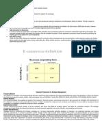 E commerce summary.docx