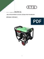 Generator Welder