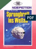 Sutton, Jeff - Sprungbrett Ins Weltall