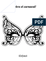 Mascara Mariposa