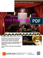 Get a 'Handel' on Advent