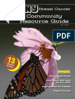 2015 CNY Breast Cancer Community Resource Guide