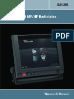 SAILOR 6000 RDO TLX User Manual 98-132519-A.pdf