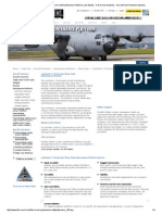 Lockheed C-130 - Phase Style Aircraft Maintenance Platforms and Stands - Fall Arrest Solutions - Aircraft Fall Protection Systems