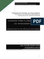 Normas Metodologia DCIC 2007