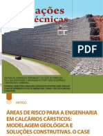 Artigo Cajamar Na Fund & Obras Geots.