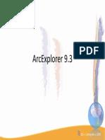ARCEXPLORER 9.3