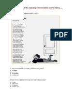 Diagnóstico SIMCE Lenguaje y Comunicación Cuarto Básico