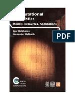 Computational Linguistics Models Resources Applications