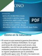 El ozono