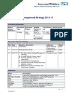 Data Quality strategy