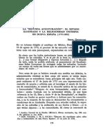 La Segunda Aculturación, Nueva España 1775-1800