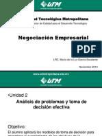 Negociacion Empresarial U2 Tecnicas Cualitativas