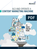 Content Marketing Machine eBook